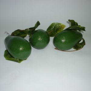 Ветка муляжей Авокадо