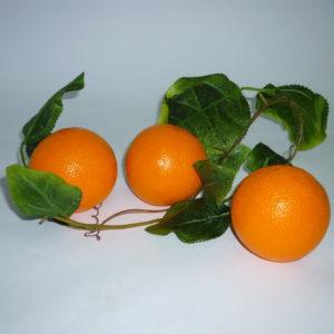Ветка муляжей Апельсины