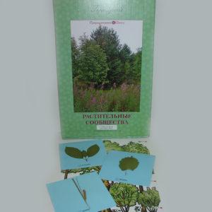 Гербарий Растительные сообщества