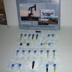 Нефть и продукты ее переработки